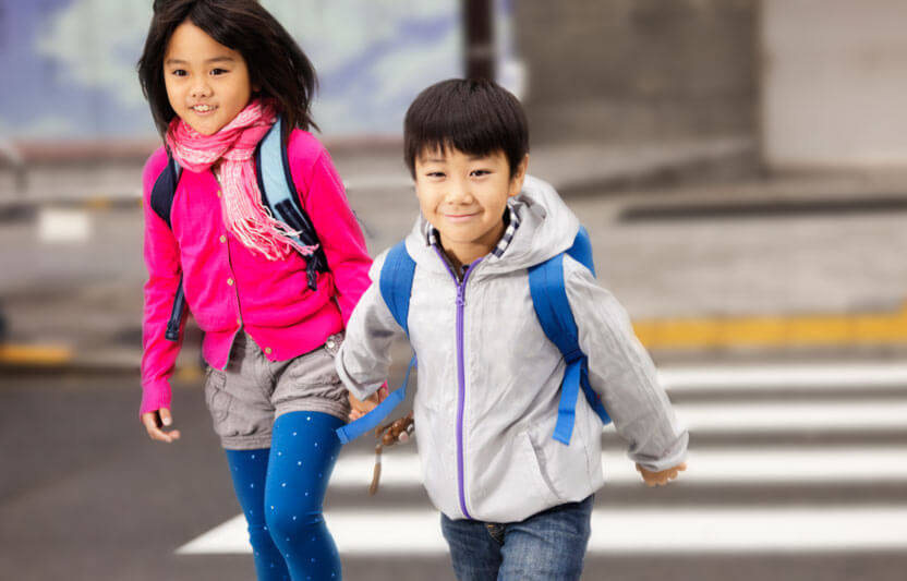 Teach Your Kids to Cross Streets Safely!