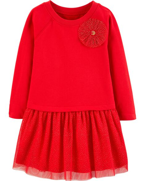 Bow Holiday Dress by Carter's