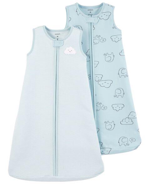 2-Pack Cotton Sleep Bags