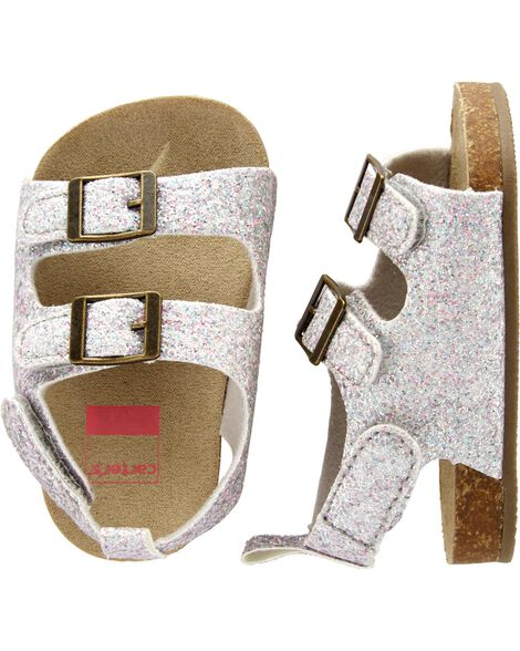 Carter's Cork Sandal Baby Shoes by Carter's