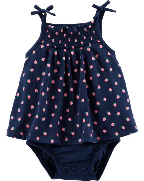 Heart Tank Sunsuit by Carter's