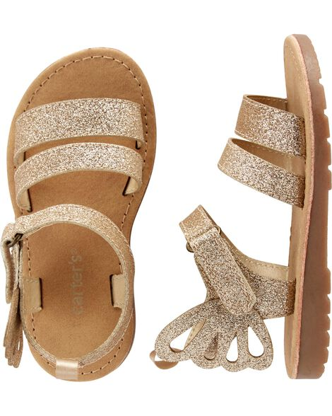 Carter's Butterfly Sandals by Carter's