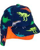Dinosaur Sun Baseball Hat, , hi-res