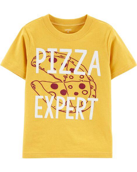 Pizza Expert Jersey Tee