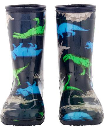 Carter's Dinosaur Rain Boots