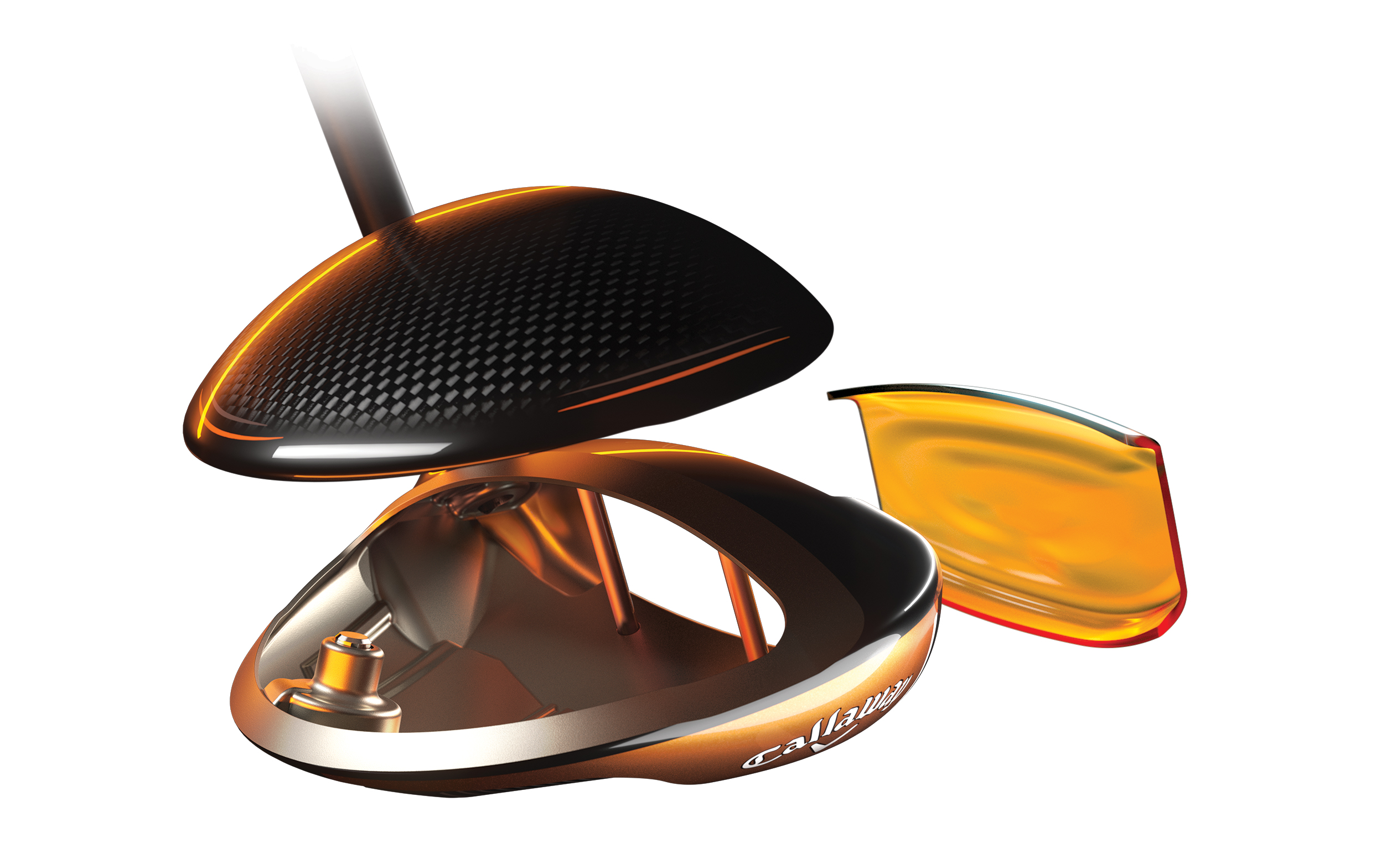 Flash Face SS20 + Forged C300 Maraging Steel illustration