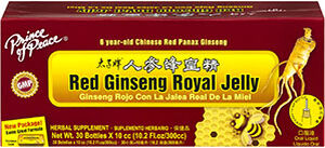 Liquid Red Ginseng Royal Jelly, , hi-res