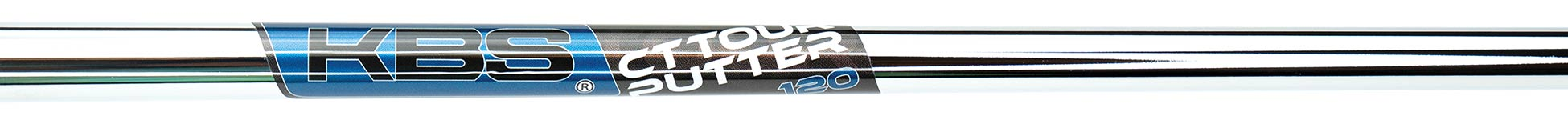 KBS C-Taper Chrome Stepless Stability Shaft