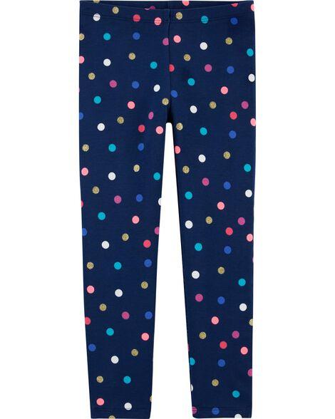 Polka Dot Leggings by Oshkosh