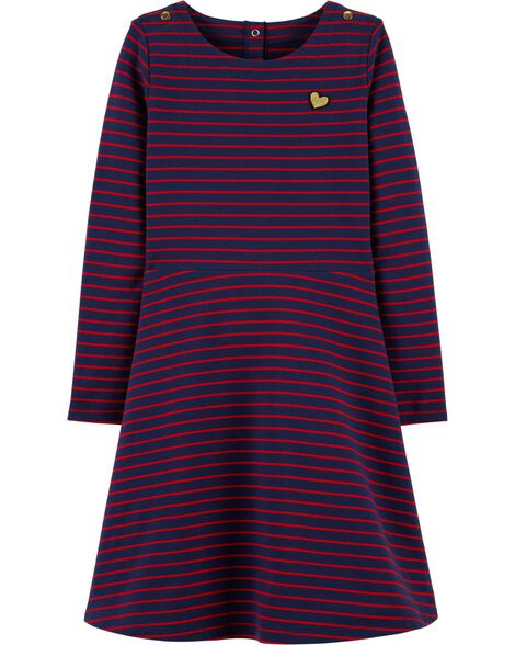 Striped Dress by Oshkosh