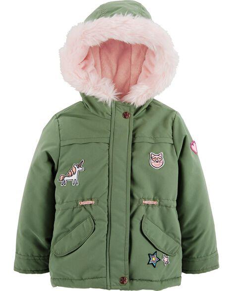 Patch Parka Jacket by Oshkosh
