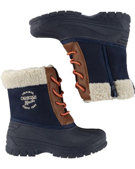 Osh Kosh Sherpa Snow Boots by Oshkosh