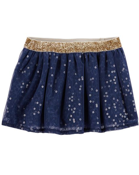 Sequin Skirt by Oshkosh
