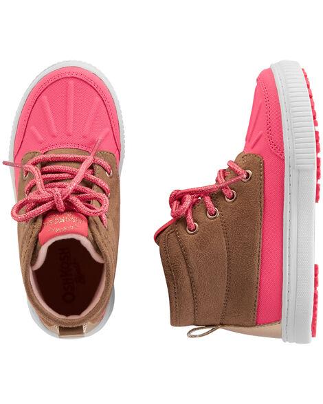 Osh Kosh Pink Duck Boots by Oshkosh