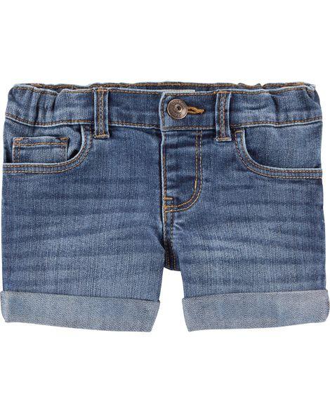 Denim Shorts   Oceana Blue Wash by Oshkosh