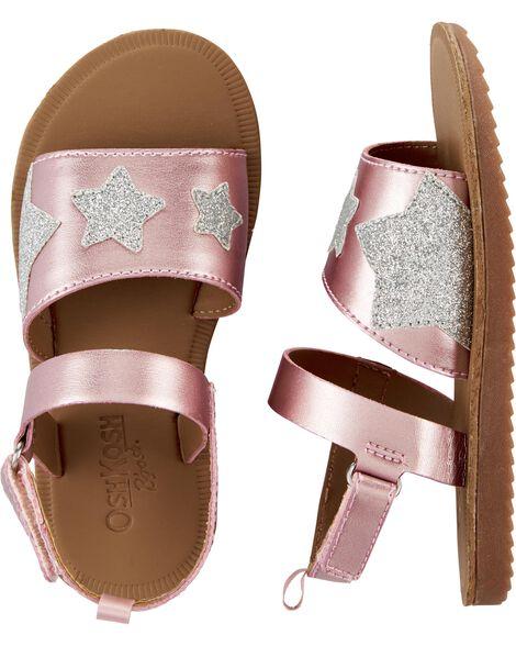 Osh Kosh Star Sandals by Oshkosh
