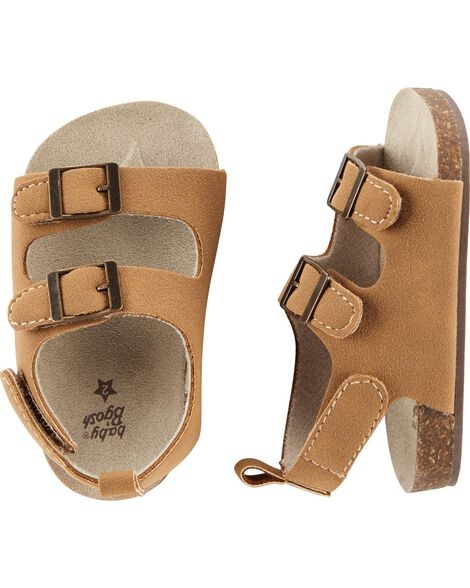 Osh Kosh Buckle Sandal Baby Shoes by Oshkosh