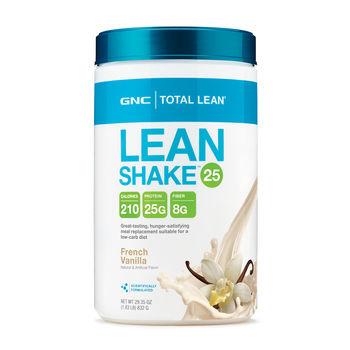 GNC Total Lean? Lean Shake? 25 French Vanilla