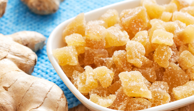 Is Your Stomach In A Pinch? Just Add Ginger