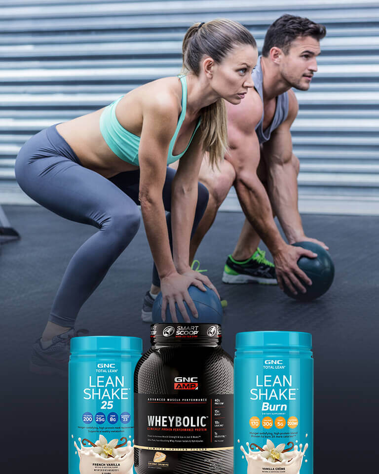 Shop Buy One, Get One half off performance supplements
