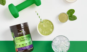 A Whey Better Slimming Greens Smoothie