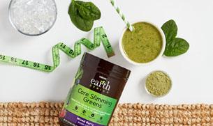 A Very Vegan Slimming Greens Smoothie