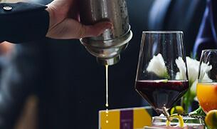 Uplift & Unwind Collagen Black Currant Apple Mocktail