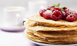 Protein Pancakes with Whey Protein