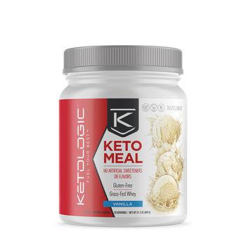 Ketologic? Meal Replacement Powder (Vanilla)