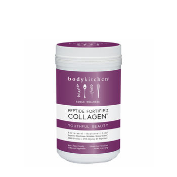 BODY KITCHEN? PEPTIDE FORTIFIED COLLAGEN? YOUTHFUL BEAUTY
